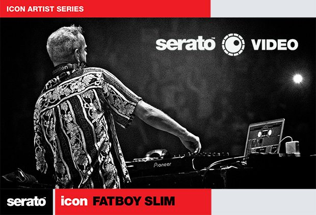 Serato Video Fatboy Slim Icon Series