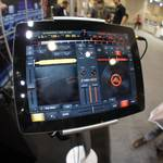 Musikmesse 2012: MixVibes Cross for iPad