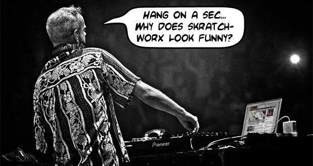 Serato Video out - Fatboy Slim approves 5