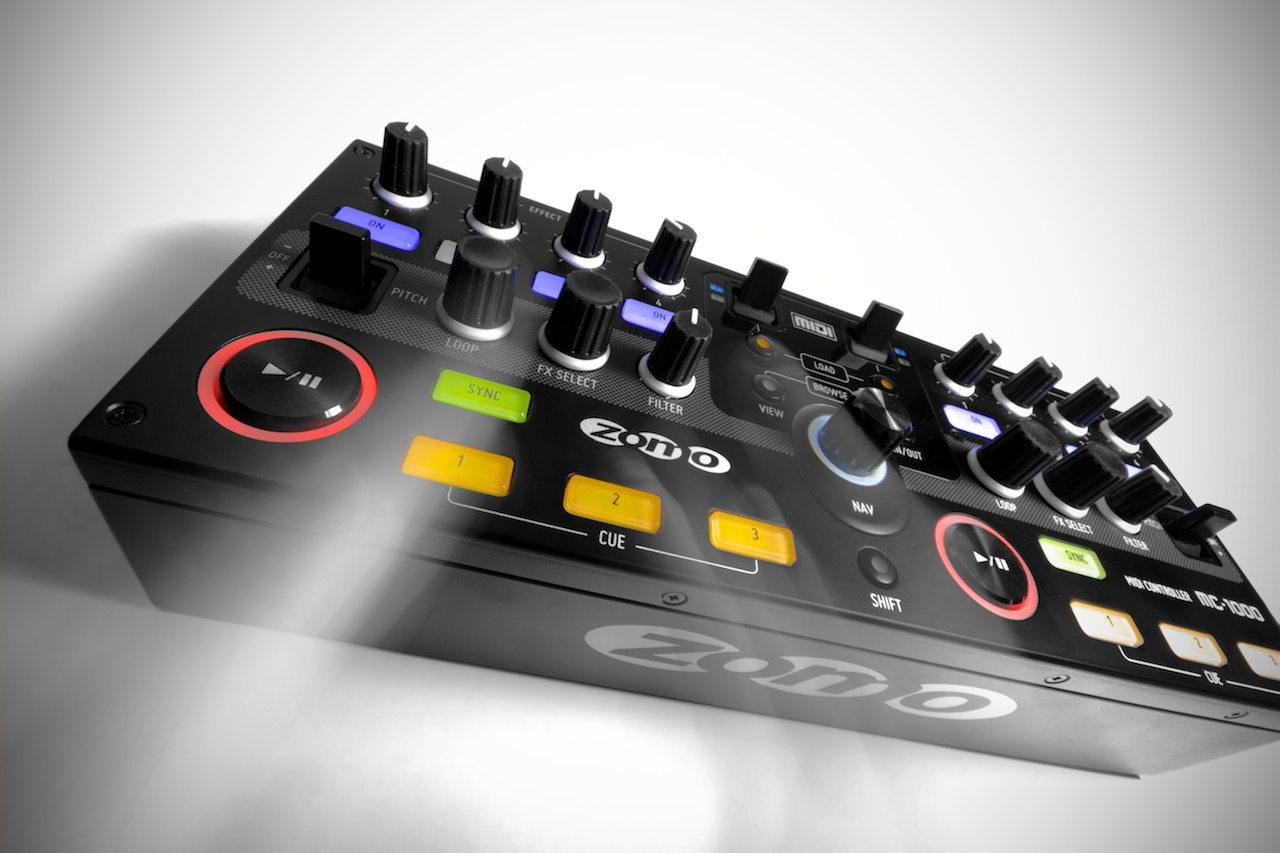 Zomo MC-1000 Controller Review 10