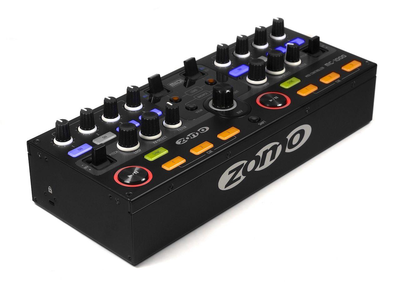Zomo MC-1000 Controller Review 4