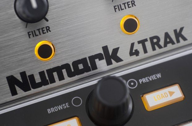 Numark 4Trak DJ Controller Review
