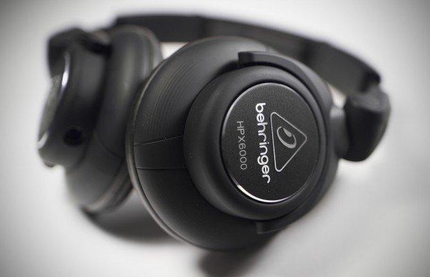 REVIEW: Behringer HPX6000 DJ Headphones