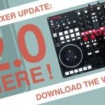 Vestax VCI-400 DJ Controller - and now mixer too