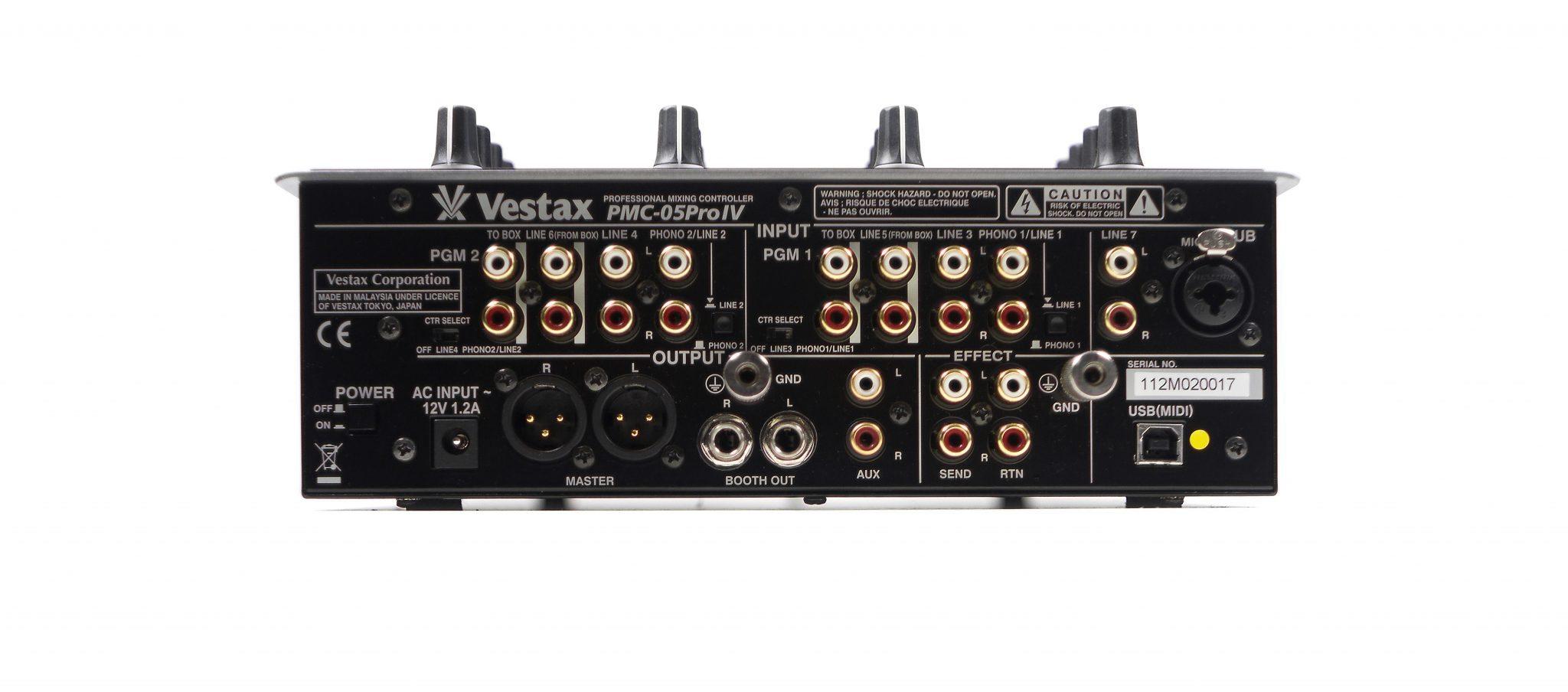 Vestax Pmc 05 Pro 4 Vestax Pmc-05 Pro iv Scratch