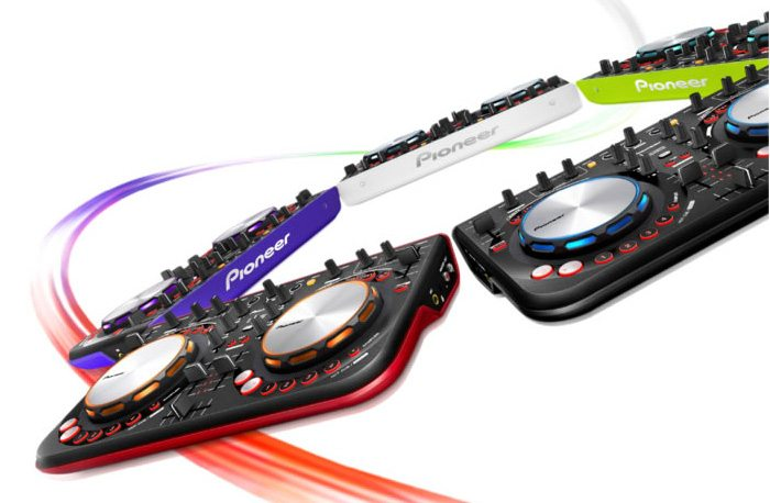 Pioneer DDJ Series DDJ-WeGO BLK Digital DJ Controller. Mua hàng Mỹ tại e24h. vn