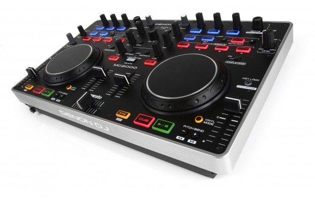 NEW: Denon DJ MC2000 – entry level with Serato DJ Intro