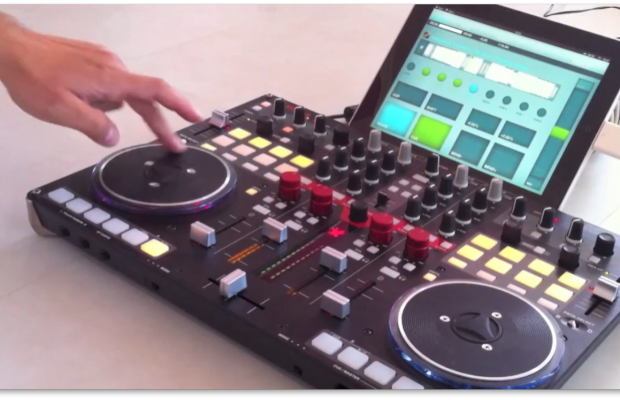 DJ Player Day 3 – iPad mapping MIDI controllers [VIDEO]