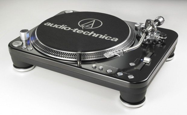 Audio Technica AT-LP240 USB Turntable