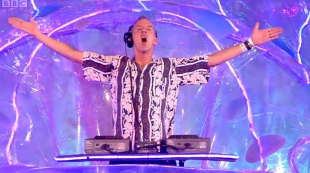 Olympics gear spotters - Fatboy Slim used what? 5
