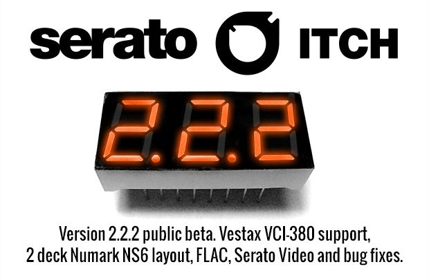 Serato Itch Public Beta v2.2.2