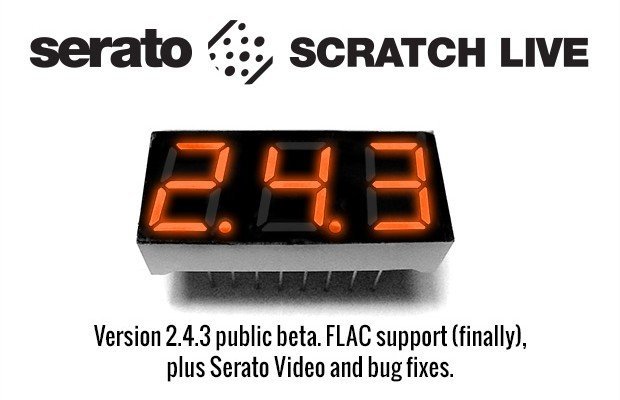 Serato Scratch Live v2.4.3 beta