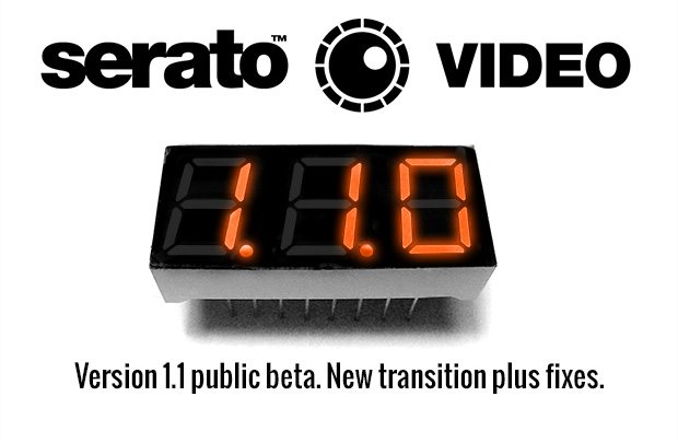 Serato Video public beta v1.1