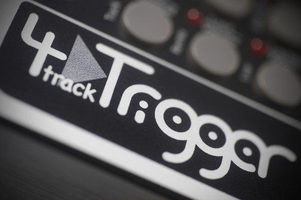 Glanzmann 4tracktrigger DJ MIDI Controller Traktor (20)