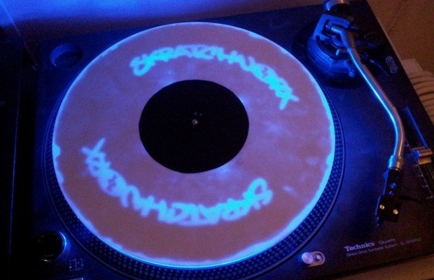 Dublights LED backlit DVS vinyl