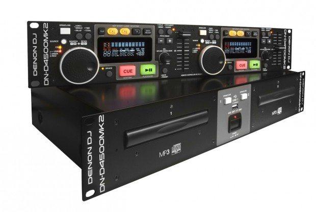 Denon DN-D4500 MKII USB controller (9)