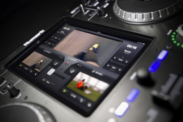 Numark IDJ Pro iOS iPad DJ Controller (1)