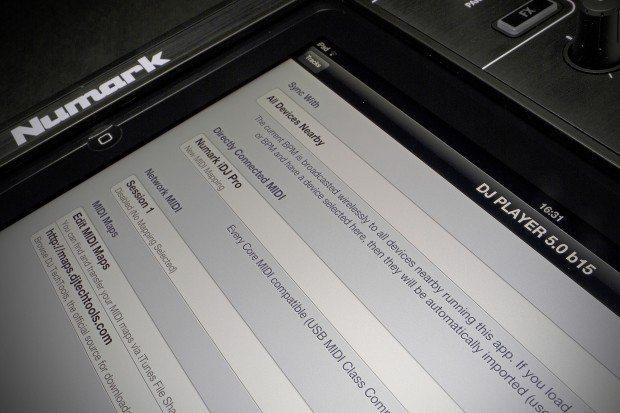 Numark IDJ Pro iOS iPad DJ Controller (8)