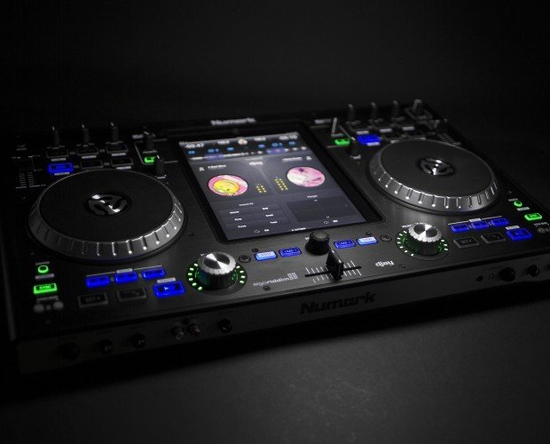 Numark IDJ Pro iOS iPad DJ Controller (25)