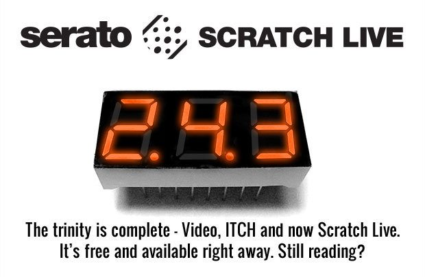 scratch live 2.4.3 released
