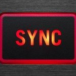 dj sync button