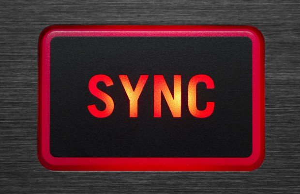 SYNC – the DJ's big red button