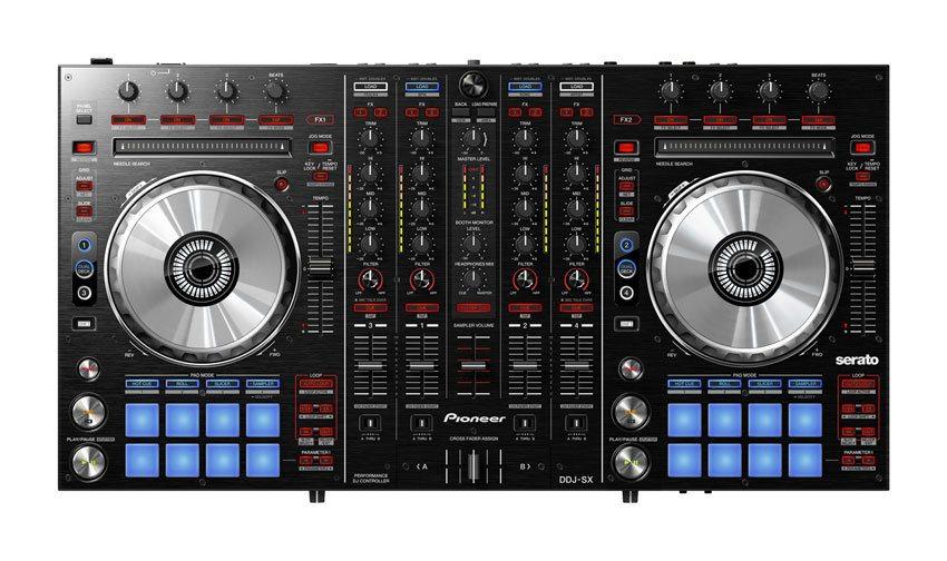 Máy DJ Pioneer DDJ-SX Performance DJ Controller