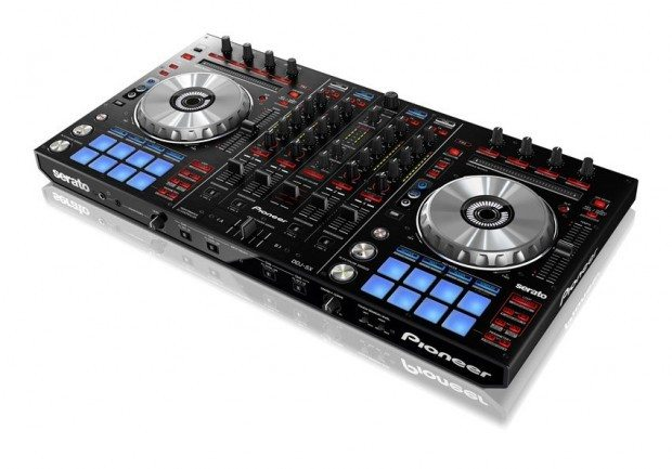 Pioneerr DDJ-SX Serato DJ Controller (3)