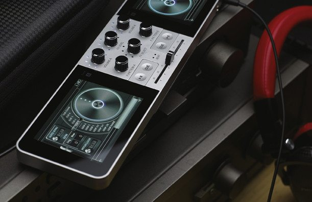 Anymode PDJ handheld DJ controller (2)
