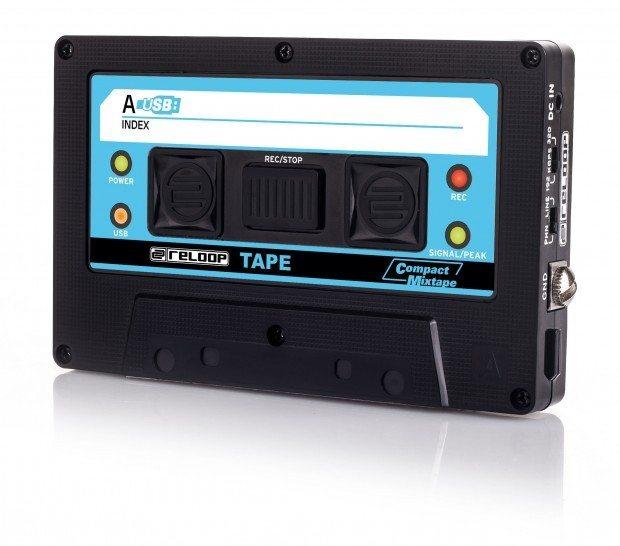 Reloop Tape audio recorder (2)