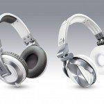 Pioneer HDJ-1500 HDJ-2000 white headphones (1)