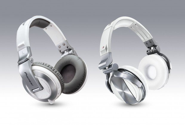 Pioneer HDJ-1500 HDJ-2000 white headphones (1)