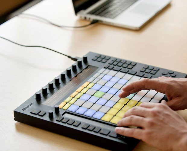 Ableton Push — hardware to harness Live 9