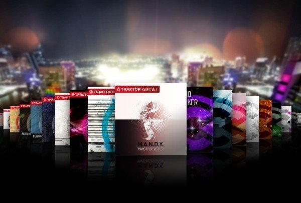 Native Instruments Remix Sets