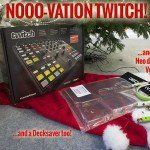  On the 5th day of Worxmas, we gave away for free NOVATION TWITCH 
