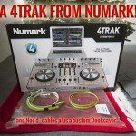  On the 11th day of Worxmas, we gave away for free A 4TRAK FROM NUMARK! 