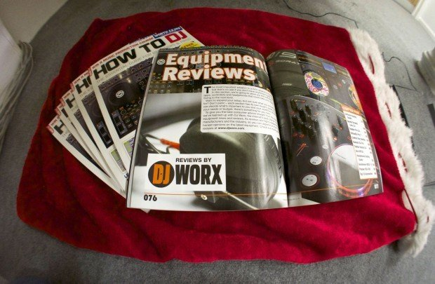 "The Dennis ""How To DJ"" Magbook: DJWORX in the printed world – 6 copies for free!"