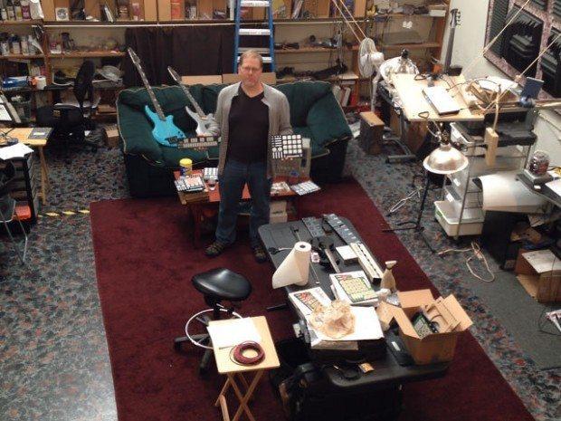 KMI QuNeo Keith McMillan Instruments