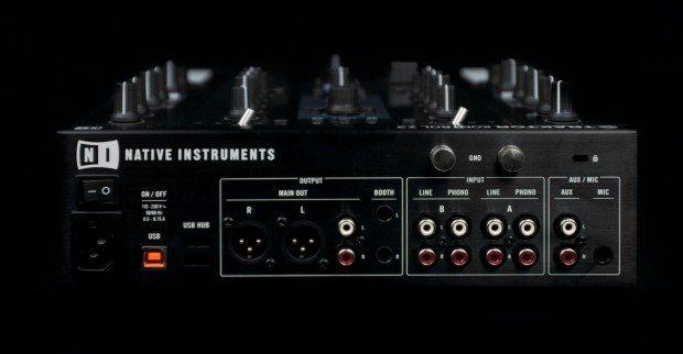 Native Instruments Kontrol Z2 mixer (17)