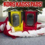 On the 3rd day of Worxmas, we gave away for free Korg KAOSS Pads... 