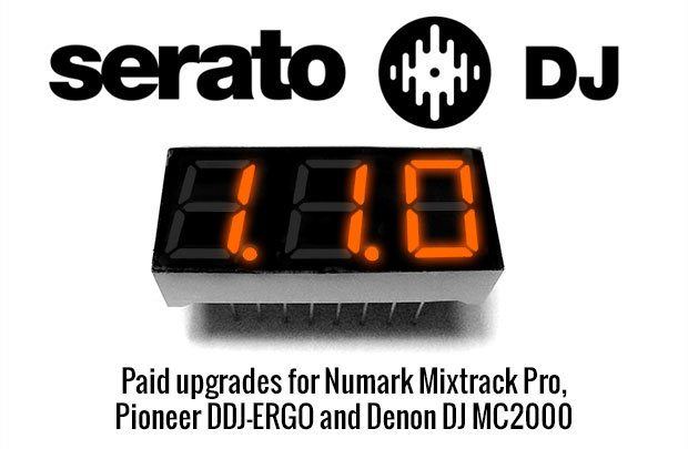 serato dj 1.1 upgrade