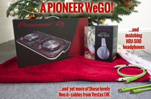 Pioneer Wego hdj-500