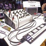 KMI Keith McMillen Instruments QuNeo Rogue QuNexus NAMM 2013 (1)