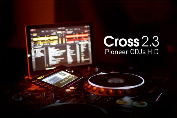 MixVibes Cross Pioneer CDJ HID NAMM 2013