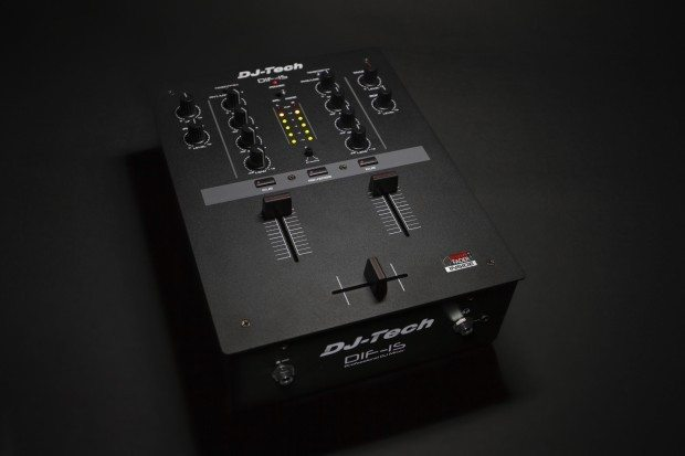 DJ Tech DIF-1S Scratch Mixer with mini innofader (1)