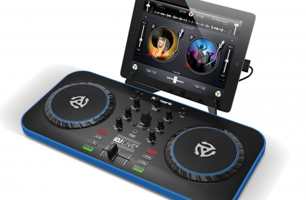 Numark idj Live II iOS djay algoriddim namm 2013