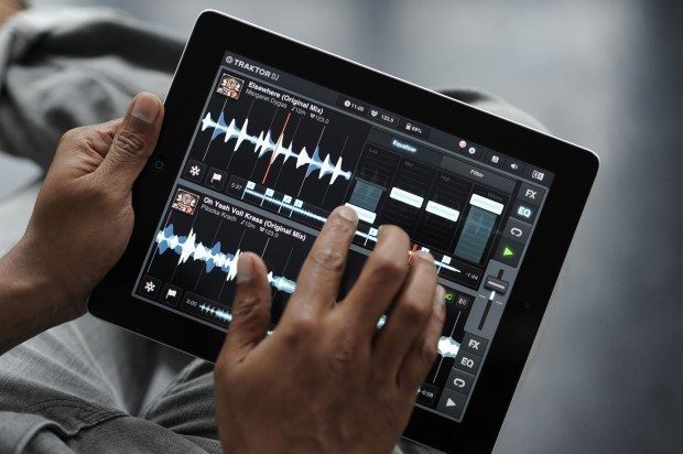 Native Instruments Traktor DJ iOS iPad app (5)