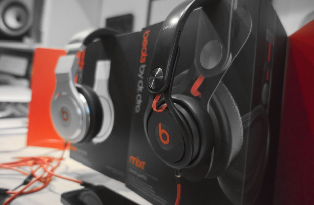beats pro mixr headphones