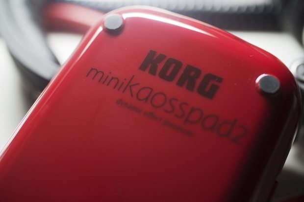 Korg MiniKAOSSPAD 2 review DJ (8)