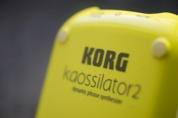 Korg Kaossilator 2 Review (2)